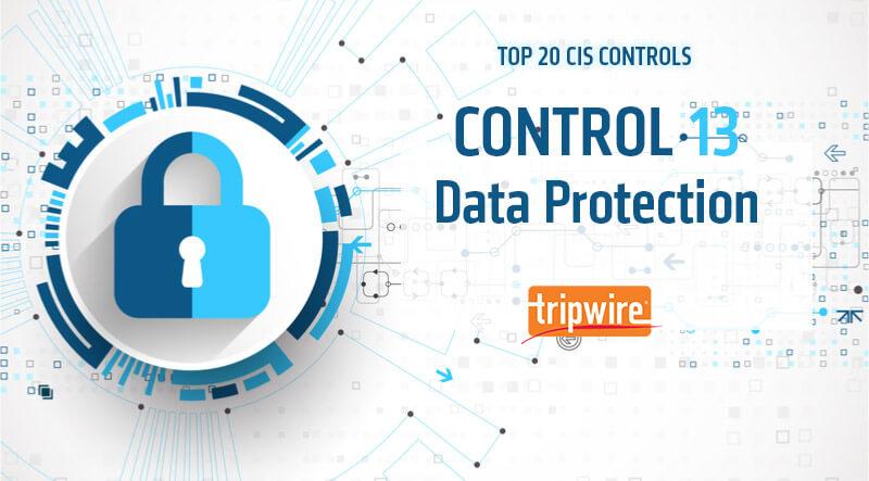 CISコントロール13:データ保護