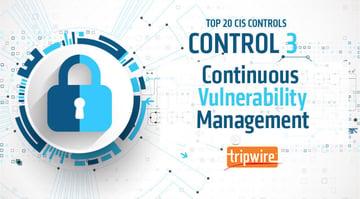 CISコントロール3:継続的な脆弱性管理