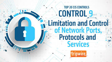 CISコントロール9:ネットワークポート、プロトコル、およびサービスの制限およびコントロール
