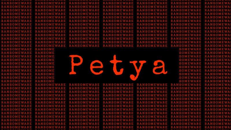 ランサムワーム「NotPetya」のタイムライン