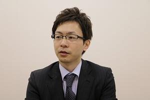 取締役CTO 黒木裕貴 氏
