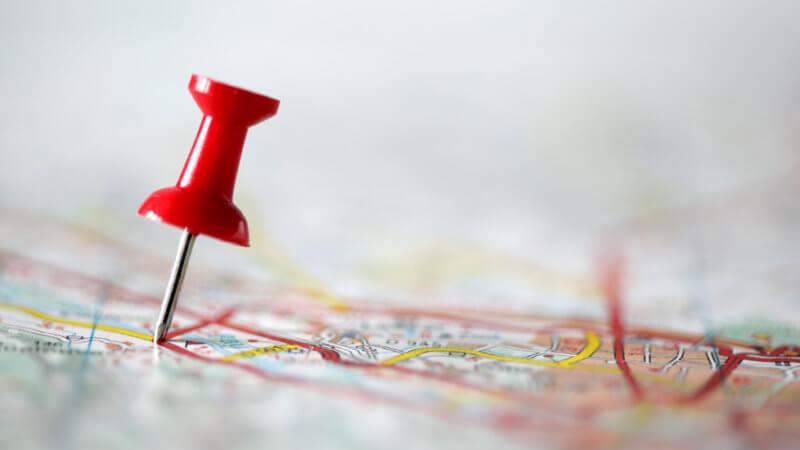 Googleマップの位置情報が悪用される危険性:実証と対策